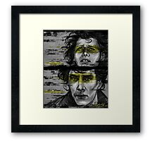 What have you done? Framed Print