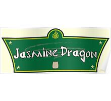 The Jasmine Dragon Poster
