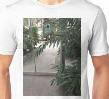 botanical garden atmosphere  Unisex T-Shirt
