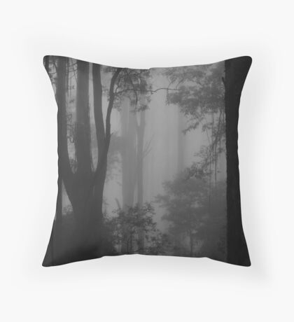 invisible giants Throw Pillow