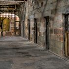 Port Arthur Jail by Colin  Ewington