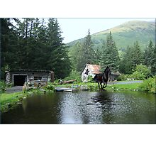 886B-Remote Country Photographic Print