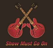 Show Must Go On by vikisa