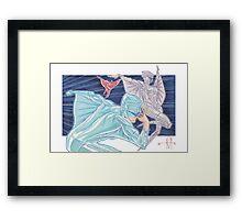 SilverHawks Framed Print