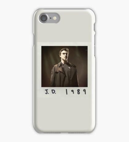 jd 1989 iPhone Case/Skin