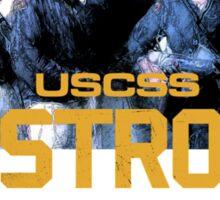 Nostromo Crew - Alien Sticker