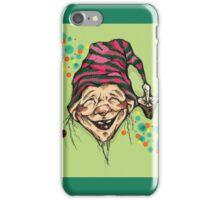 Lucky elf iPhone Case/Skin