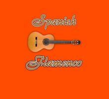 Spanish Flamenco Guitar Unisex T-Shirt