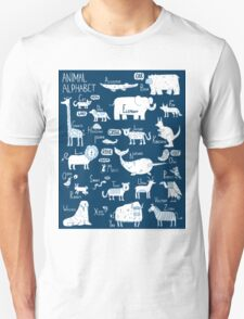 Animal Alphabet T-Shirt