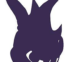 Mischievous Spyro Head by Warhawker