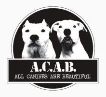 ACAB Kids Tee