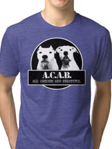 ACAB Tri-blend T-Shirt