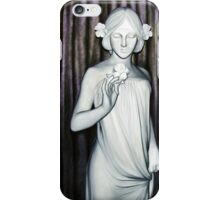 Nymph of the Fields - Oil Painting iPhone Case/Skin