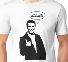 Happy Days Fonzie T-Shirt Unisex T-Shirt