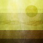 Ducks: Blank1: Warm Gold by Steven House