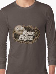 rock facts Long Sleeve T-Shirt