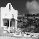Little Church By The Sea by HelenBanham