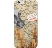 For special services iPhone Case/Skin