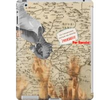 For special services iPad Case/Skin