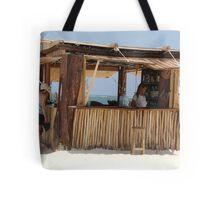 Ixchel Beach Bar Tote Bag
