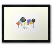Plant Your Dreams Framed Print