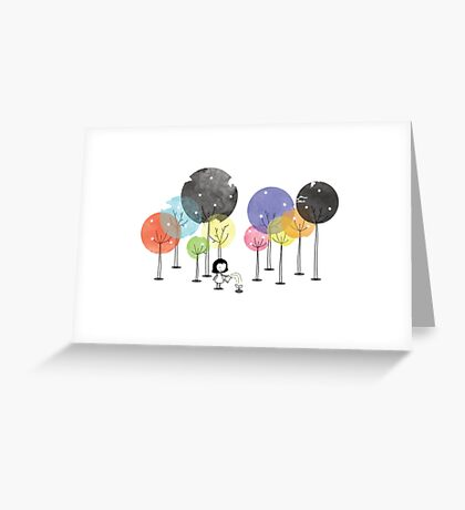 Plant Your Dreams Greeting Card