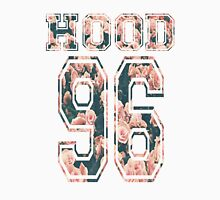 Hood ,96-Floral Men's Baseball ¾ T-Shirt