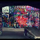 Southbank_Graffiti by daveyt