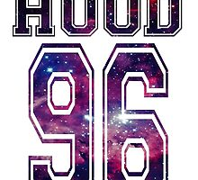 Hood '96-Galaxy by Donna Graves