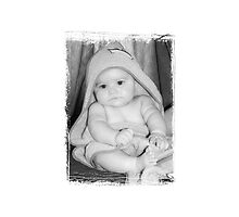 Chubby Bubby Photographic Print