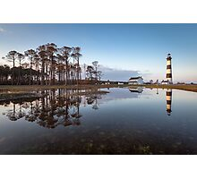 North Carolina Bodie Island Lighthouse Cape Hatteras National Seashore Photographic Print