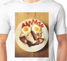 Friendly Breakfast Face  Unisex T-Shirt