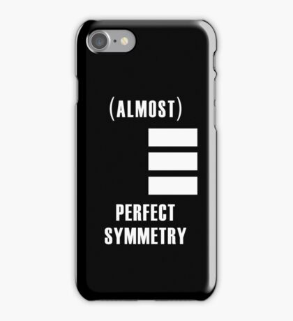 (Almost) Perfect Symmetry iPhone Case/Skin