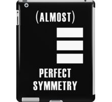 (Almost) Perfect Symmetry iPad Case/Skin