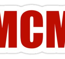 YMCMB Sticker