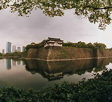 Osaka, between past and present by Fran E.