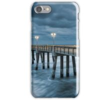 Outer Banks North Carolina Fishing Pier iPhone Case/Skin