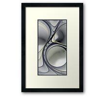 Pale Perception L Framed Print