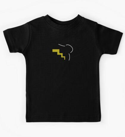 Pikachu Silhouette Kids Tee