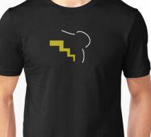 Pikachu Silhouette Unisex T-Shirt