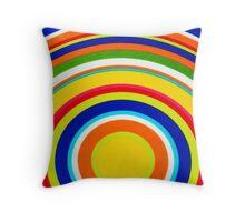 My own rainbow Throw Pillow