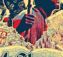 Blakk Amerika - From Prophets to Pimps Sticker