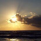 sunset by lookslikerain