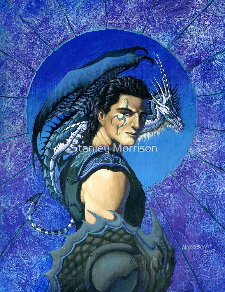 Dragoneer by SMorrisonArt