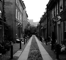 Elfreth's Alley by ANJacobsen