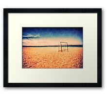 red sea impressions #2 Framed Print