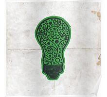 A Green Mind Poster