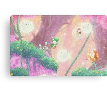 Fleecy Dream Canvas Print