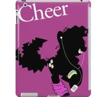 Cheerilee 80s ipod advertisement iPad Case/Skin