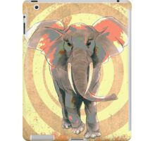 The elephant iPad Case/Skin